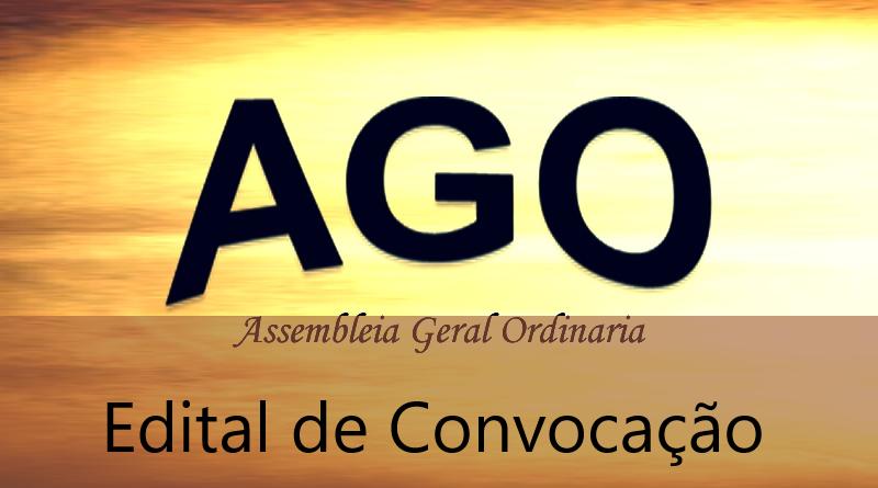 2° Publicação EDITAL AGO- 2021-convocação para o dia 01-05-2021