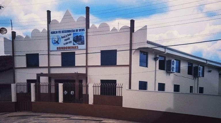 Emancipação do novo Campo Eclesiástico em Rondominas.