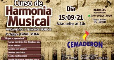 Curso de Harmonia Musical – 15-09-2021